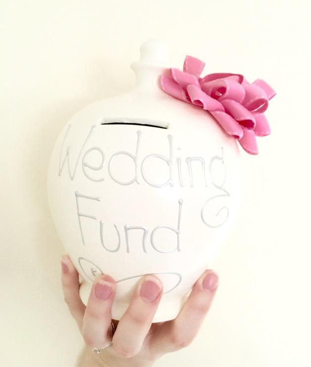 Wedding fund pot