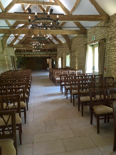 caswell-house-wenmans-barn-ceremony-room-set-up